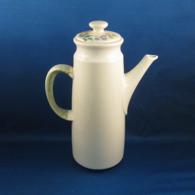 Franciscan Floral coffee pot